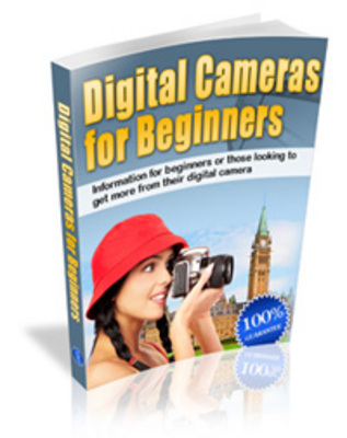 Product picture Digital Camera For Beginners-MMR