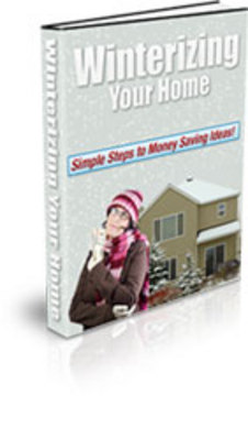 Product picture Winterizing Your Home-PLR