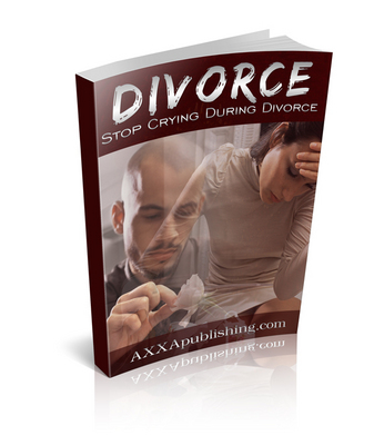 Product picture Divorce Stop Crying During Divorce