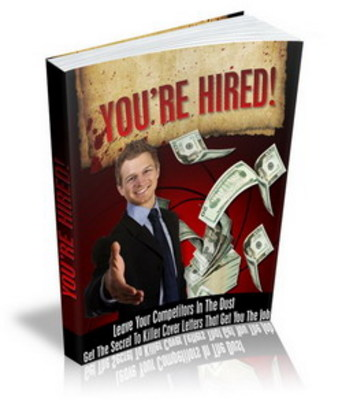 Product picture You Are Hired!