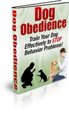 Product picture Migthy Dog Obedience- PLR